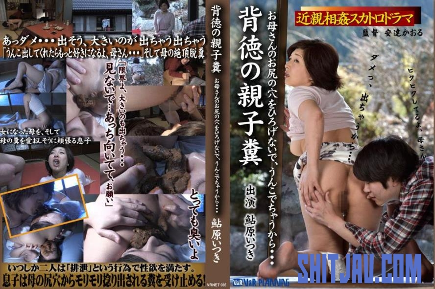 VRNET-035 Exclusive incest scat Ikihara Atsuki mother and son coprophagy sex (2018/FullHD/2.03 GB) 234.1847_VRNET-035