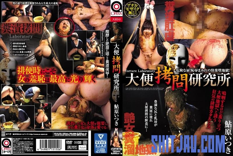 OPUD-251 Torture laboratory hard extreme scatology rape Ayuhara Itsuki (2018/HD/7.51 GB) 292.1835_OPUD-251_sample