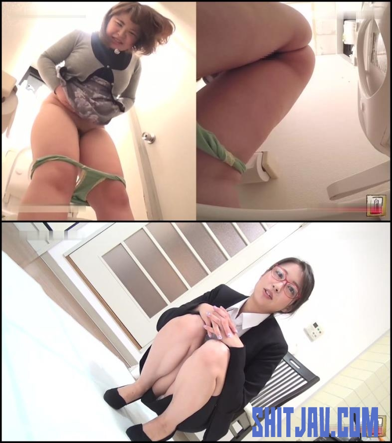 BFJG-72 Patience after enema and excreted feces (2018/FullHD/733 MB) 032.1743_BFJG-72