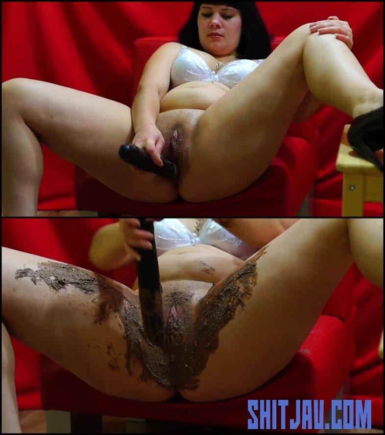 [Special #189] BBW girl anal masturbation with shit (2018/FullHD/382 MB) 079.0189_BFSpec-189