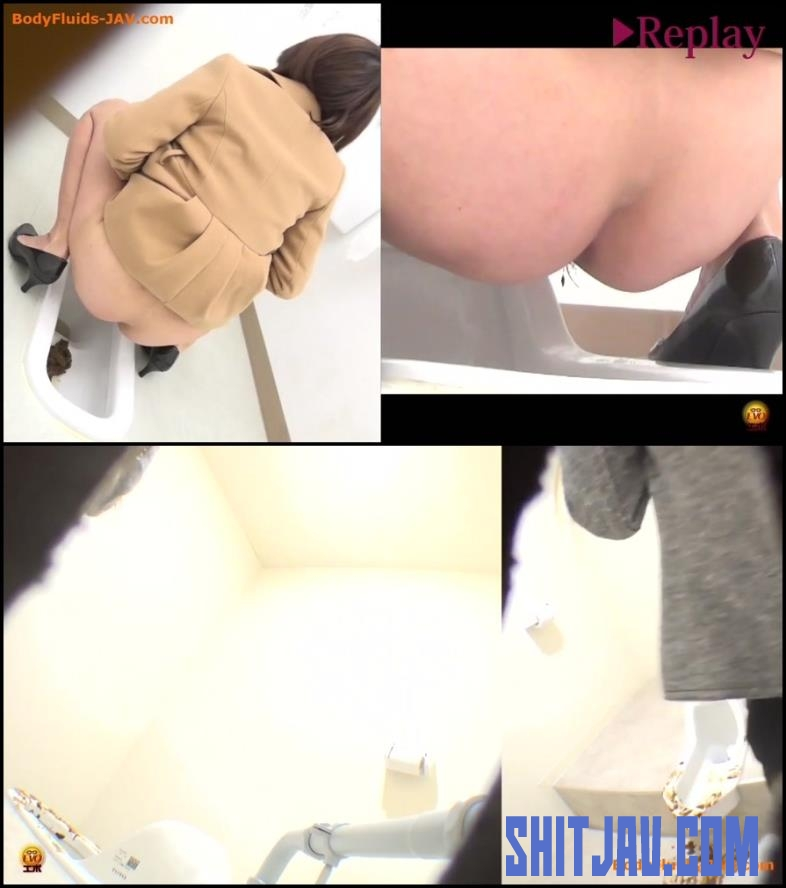 BFEE-41 Spy camera in public toilet filming poop japanese women (2018/FullHD/392 MB) 099.1915_BFEE-41
