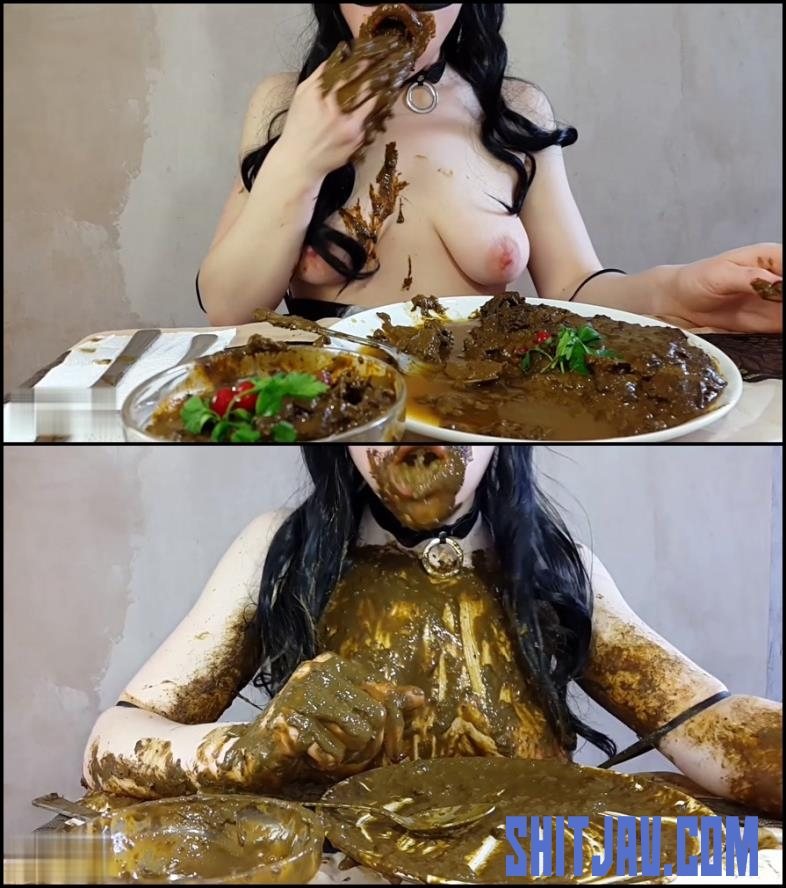 [Special #547] Anna Coprofield made dinner out of shit and ate fresh shit (2018/FullHD/3.11 GB) 143.547_BFSpec-547