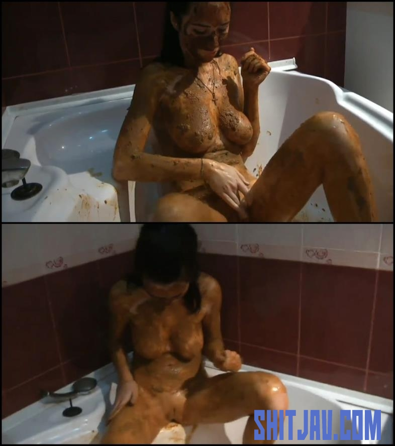 [Special #110] Russian girl covered feces masturbated in bath (2018/FullHD/694 MB) 200.0110_BFSpec-110