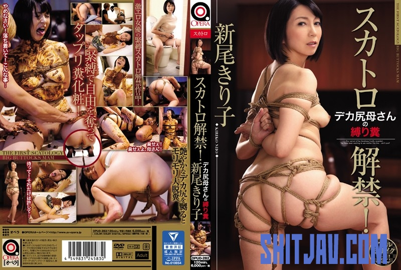 OPUD-282 Torture Scat スカトロ解禁!デカ尻母さんの縛り糞 Mother 母親 Incest (2018/HD/3.87 GB) 4.1215_OPUD-282