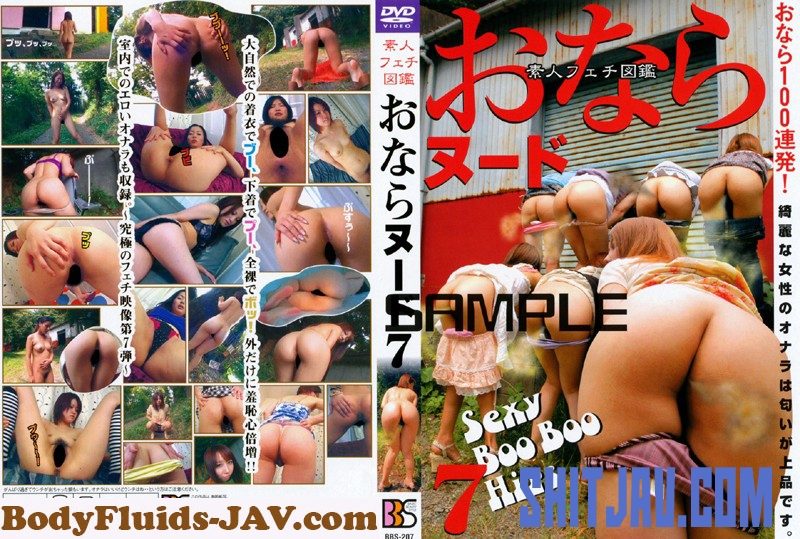 BBS-207 素人フェチ図鑑 おならヌード Fart Fetish Amateur Nude Picture Book (2019/SD/236 MB) 3.1549_BBS-207
