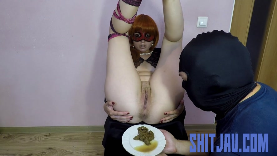Special #931 Shit in the Plate Shit Eating Self Filmed (2019/FullHD/382 MB) 1.931_BFSpec-931