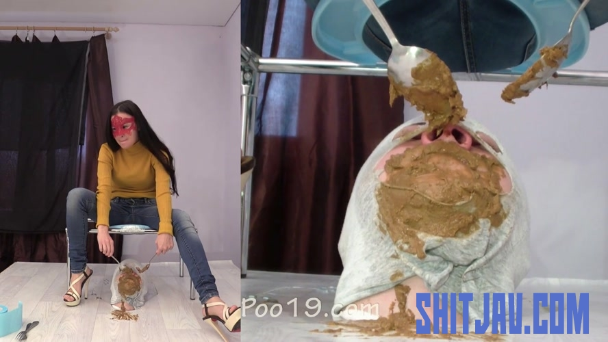 Special #943 Amateur Femdom Shit in Mouth Self Filmed (2019/FullHD/570 MB) 3.943_BFSpec-943