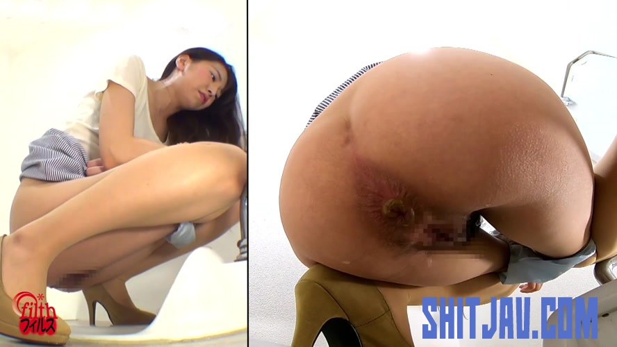 BFFF-293 Japanese Toilet Pooping Dirty Anal Fingering (2019/FullHD/436 MB) 1.2573_BFFF-293