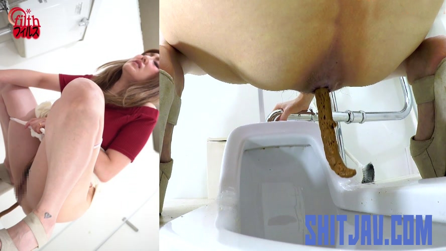 BFFF-343 アマチュア糞トイレ排泄 Amateur Shitting Toilet Excretion (2020/FullHD/286 MB) 4.3036_BFFF-343